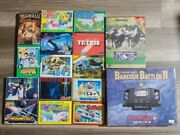16 Bottles In Total Fantasy Zone Fist Of The North Star Super Mario Bros Lot