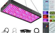 4000w Led Grow Light Triple Chips Full Spectrum Plant Lamp With Dual D4000w