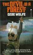 Devil In A Forest By Gene Wolfe