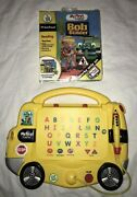 My First Leap Pad Preschool Reading School Bus Game Tested Bob Builder Leap Frog