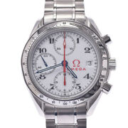 Omega Speedmaster Olympic Collection 3513.20 Automatic White Dial Men Watch Date