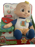 Cocomelon Jj Plush Doll Musical Back To School Target Exclusive Ships Today