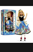 Disney Store Uk Alice In Wonderland Mary Blair Limited Edition Alice Doll