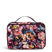 Vera Bradley Large Brush And Blush Makeup Case. New With Tags. 60.00.