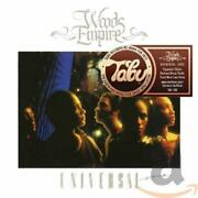 Woods Empire - Universal Love - Cd - Import - Excellent Condition