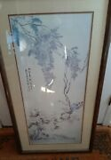 Summer Blossoms By Zhao Shuru 1928 Chinese Artwork Vintage Painting Xiehanglou