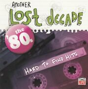 Various Artists - Another L Decade 80s Hard To Find Hits - Cd - Excellent