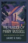 Murder Of Mary Russell Mary Russell And Sherlock Holmes By Laurie R King Mint