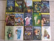 Complete Set Of 56 Nancy Drew Hard Cover Mystery Stories, Yellow Matte Books