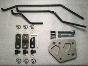Hurst T10 Mustang/gt350 Linkage Install Kit Rare Out Of Production3733668bw