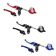 Universal Motorcycle Long Stunt Clutch Easy Pull Cable Lever Replacement System