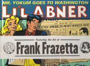 Liand039l Abner Dailies Vol. 21 1955 By Al Capp - Hardcover Excellent Condition