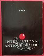 The International Fine Art And Antique Dealers Show 1993 Book New York City