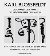 Art Forms In Nature German Edition By Karl Blossfeld - Hardcover
