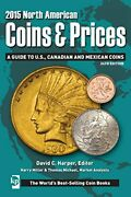 North American Coins And Prices 2015 A Guide To U.s., By David Harper And Harry