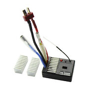 Receiver Circuit Board Heat Sink 3 In 1 2.4g Fit For Wltoys 144001 Upgardes