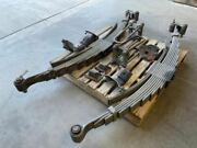 Used 2016 Dodge Ram 3500 Rear Leaf Springs Pair 8+2 Chassis Cab 14-18  29760