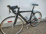 Cannondale Synapse Shimano 105 Carbon Shimano Wheels 54cm Road Bike Very Clean
