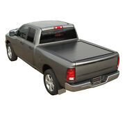 Pace Edwards Matte Black Bedlocker Bed Cover For 2009-19 Classic Ram 1500 8and039 Bed