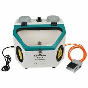 Stainless Steel 220v Sandblaster Machine For Engraving Tools Jewelries Equipment