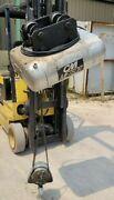 Cm Chisholm-moore 5815 1-1/2 Ton Electric Hoist Wire Rope 20and039 Lift 18 Fpm Speed