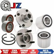 [front2 And Rear2] Wheel Hub Assembly Repair Kit For 2009-2011 Ford Focus Fwd