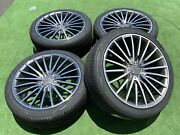Set Mercedes-benz S550 S560 S450 Wheels Oe Style Rims Amg Tires