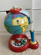 Little Einsteins Learn And Discover Vtech Globe Educational Learning Disney