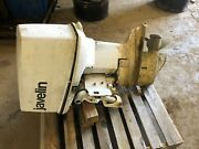 Johnson Javelin 85 Outboard Motor. Not Running With Prop. Runs And Stalls.