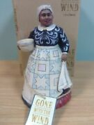 Jim Shore Gone With The Wind Figurine 4037543 Ain't Nothin But My Red Petticoat