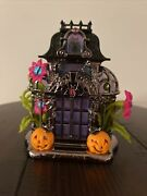 Bath And Body Works Wallflower Plug-in New 2021 Halloween Haunted House Projector