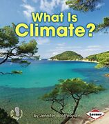 What Is Climate First Step Nonfiction Let's Watch By Jennifer Boothroyd New