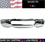 New Usa Made Chrome Front Bumper For 2004-2005 Ford F-150 Ships Today