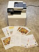 Hp Color Laserjet Pro Mfp M477fdw All-in-one Laser Printer 2,030 Page Count