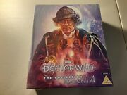 Doctor Who The Collection Season 14 Blu-ray Limited Edition Brand New Tom Baker