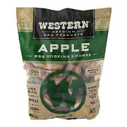 Western 28084 Grill Cooking Chunks Apple 549-cu. In. - Quantity 1