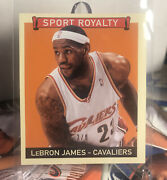 2008 Ud Goudey Lebron James Rare Find Mini Taupe Back 3/8 B4 🔥 None Out There