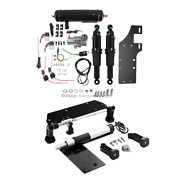 Electric Center Stand And Air Ride Suspension Tank Fit For Harley Touring 17-21 18