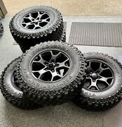 2021 Jeep Wrangler Tires And Wheels Never Used