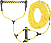 Obcursco Wakeboard Rope Water Sport Line With Eva Handle. Ideal