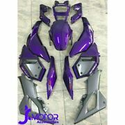 Fairing Honda Msx Sf Purple Glass Gray Abs Frame Body With Sticker Motorcycle