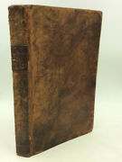 The Life Of George Washington By David Ramsay - 1807 - Biography - Leather -