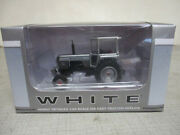 White Model 2-105 Toy Tractor With Cab 2018 Ttt Edition 1/64 Scale Nib