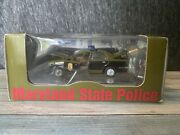 Vintage Tonka Maryland State Police Troopers 2000 Ford Gearbox 143 Scale Nos