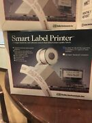 Lot Of 4 Seiko Instruments Sii Smart Label Printers.new In Boxes,10 Labels Boxes