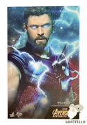 Ready New Authentic Hot Toys Avengers Infinity War Thor Chris Hemsworth Mms474