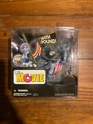 Mcfarlane The Simpsons Movie Itchy And Scratchy Brand New