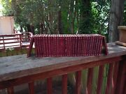 Vintage 1896 The Temple Of Shakespeare Non Sans Droict Leather Book Set Of 34