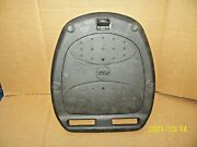 Givi Mono Lock System Top 2 Pieces 91/2 X11 Clean Top Cover Great Used Oem