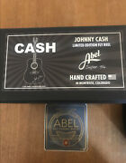 Abel Fly Fishing Reel 5/6 Johnny Cash Limited Edition.